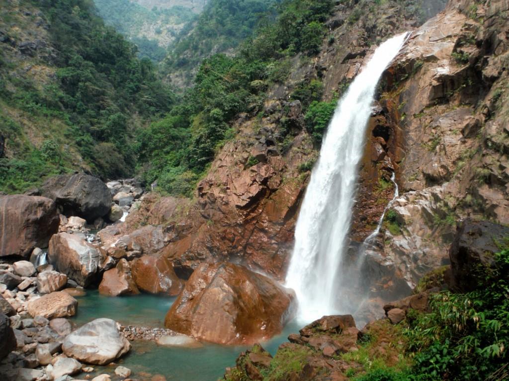 Wodospad Tęczowy
