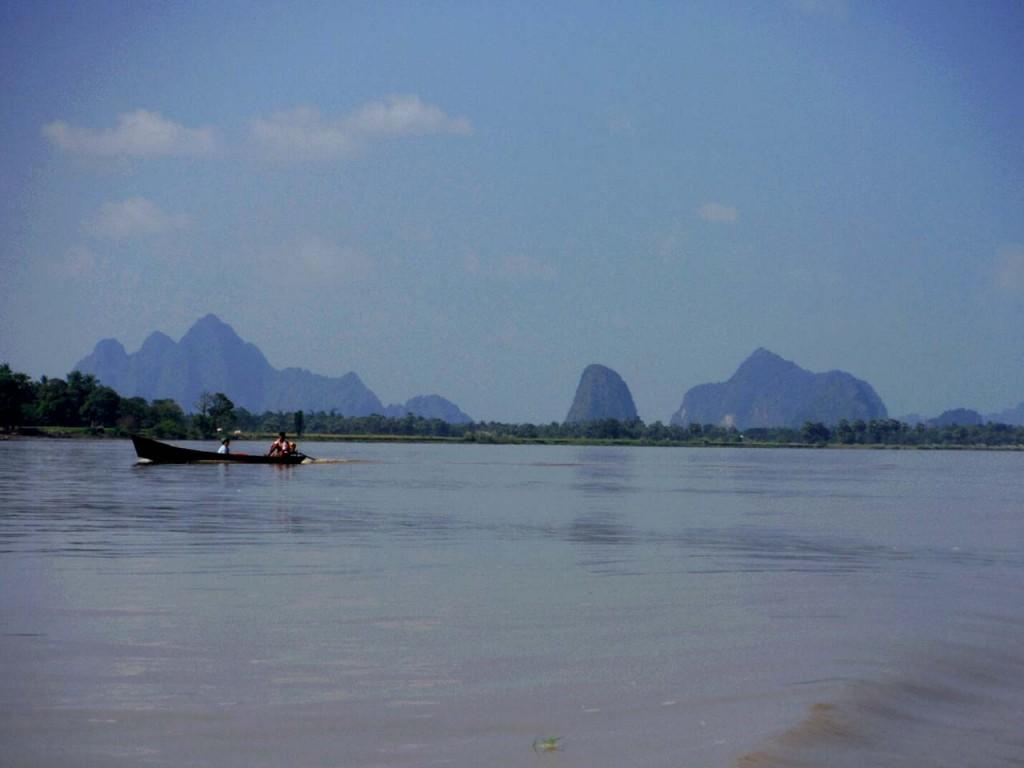 Rzeka Thanlyin