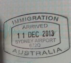 Immigration Australia