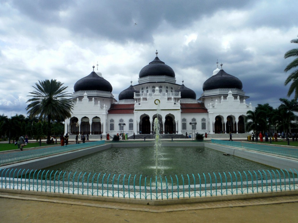 Cudownie ocalały meczet