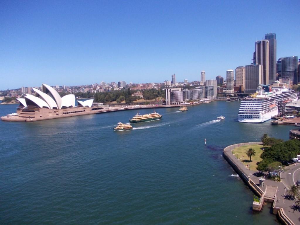 Sydney Cove - tu zaczęła się Australia