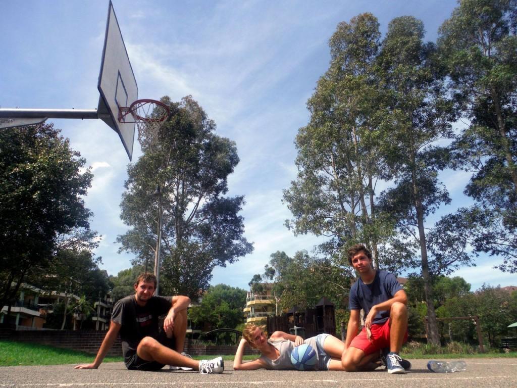 Koszykówka w Parramcie