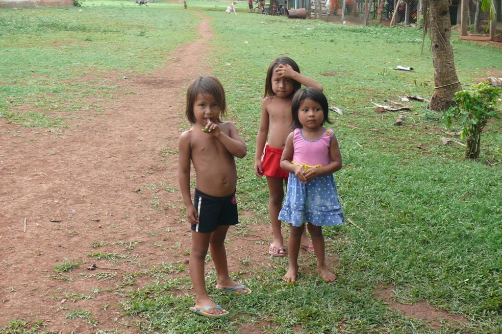 Dzieci Emberá