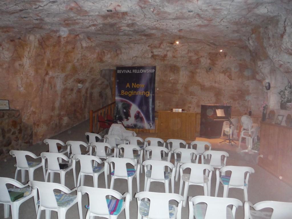 Podziemny kościół