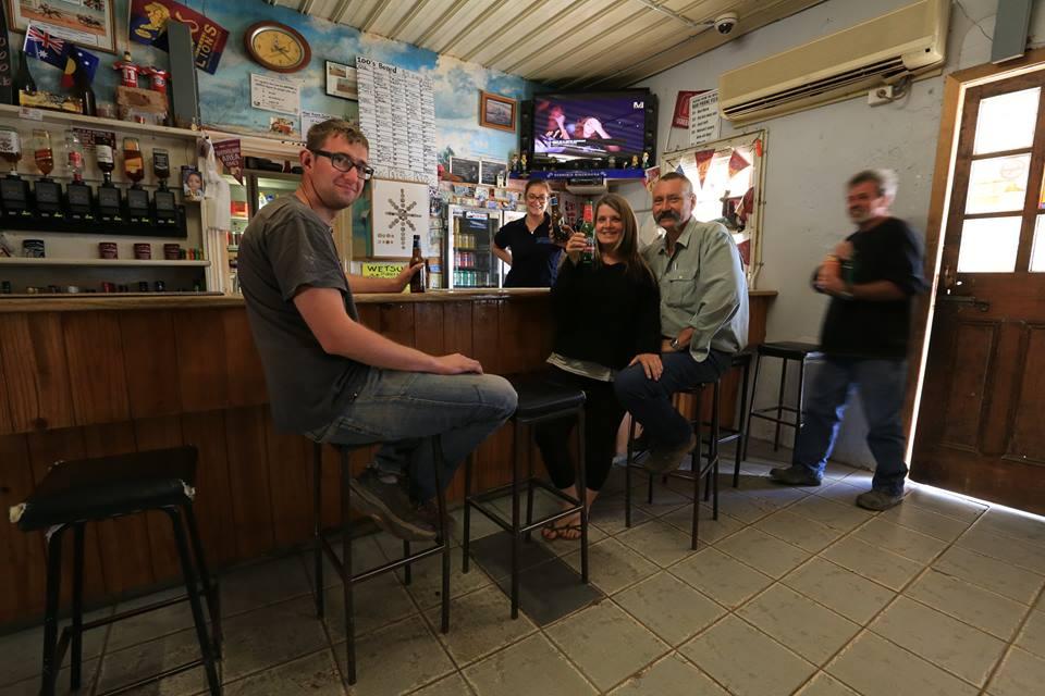 Bedourie pub