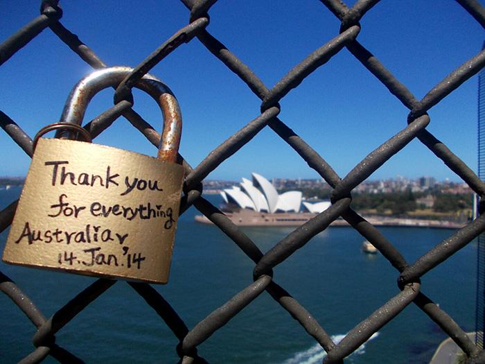 Dziękujemy Australio!
