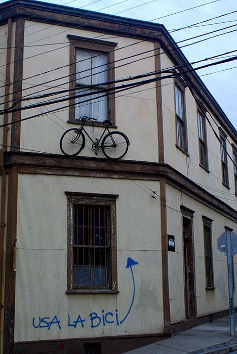 """""""Użyj roweru"""""""