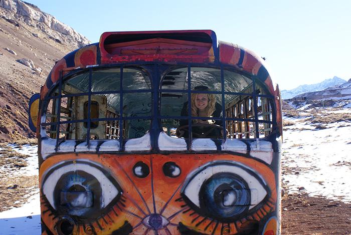 Porzucony autobus