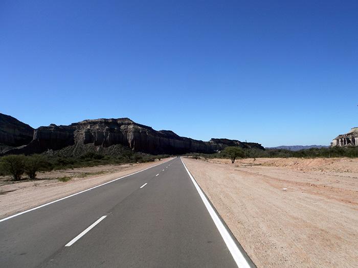 Argentyńskie krajobrazy