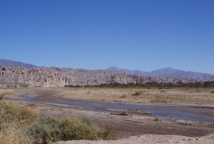 Quebrada de Las Flechas