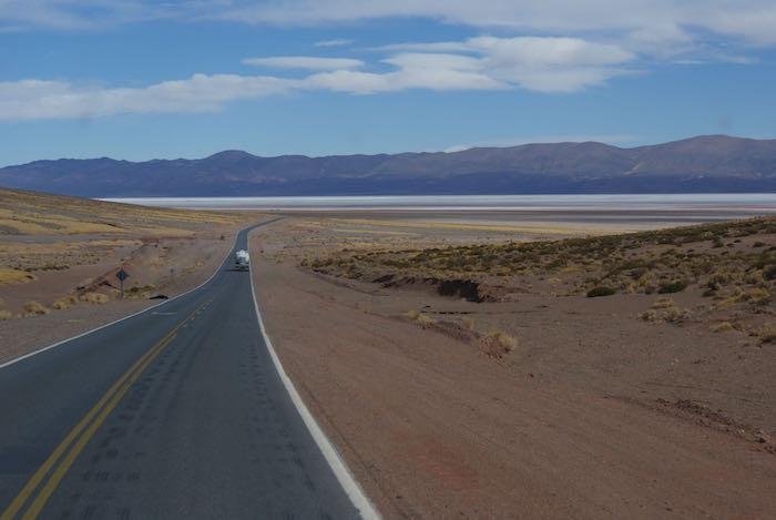 Krajobraz altiplano