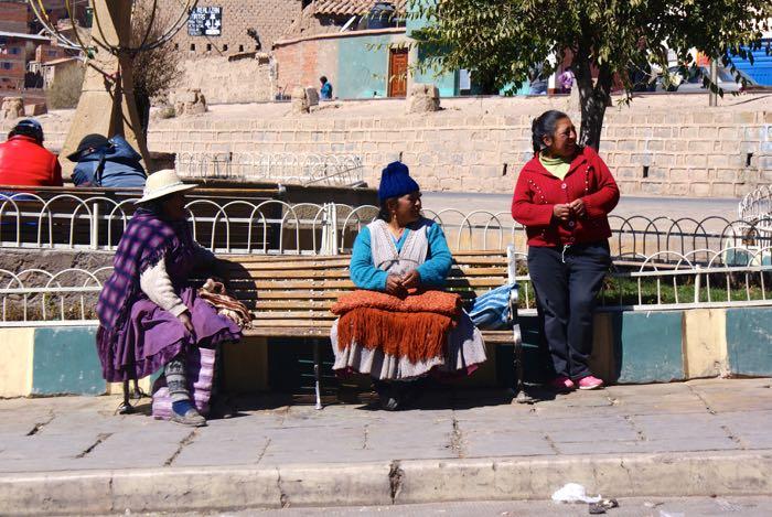 Kobiety w Potosi