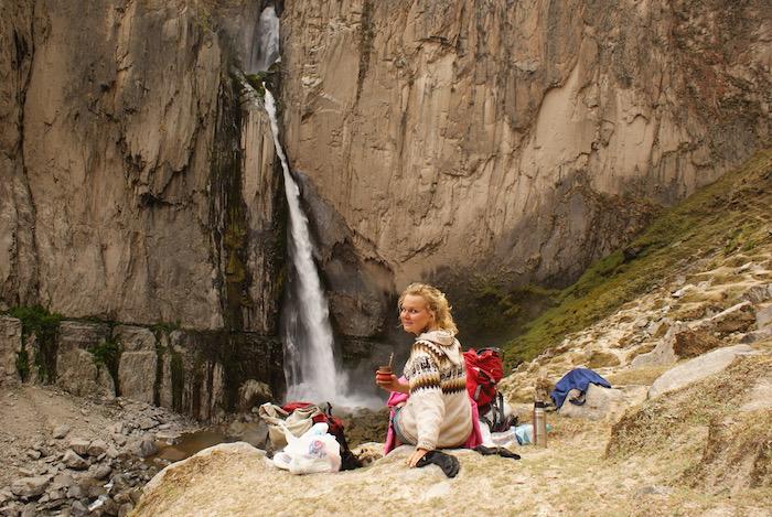 Wodospad Huaruro
